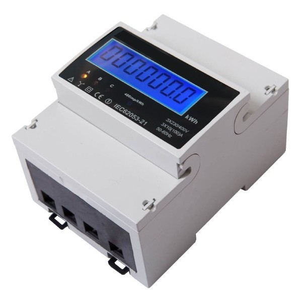 3 Phase Electricity Meter